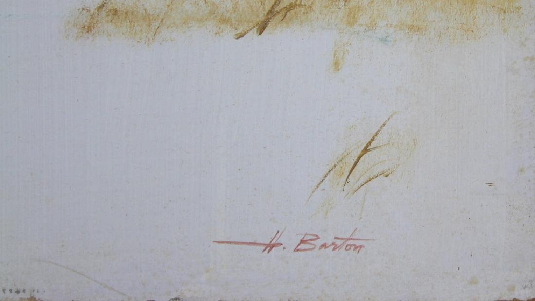 Harry Barton (American 1908-2001) - 5