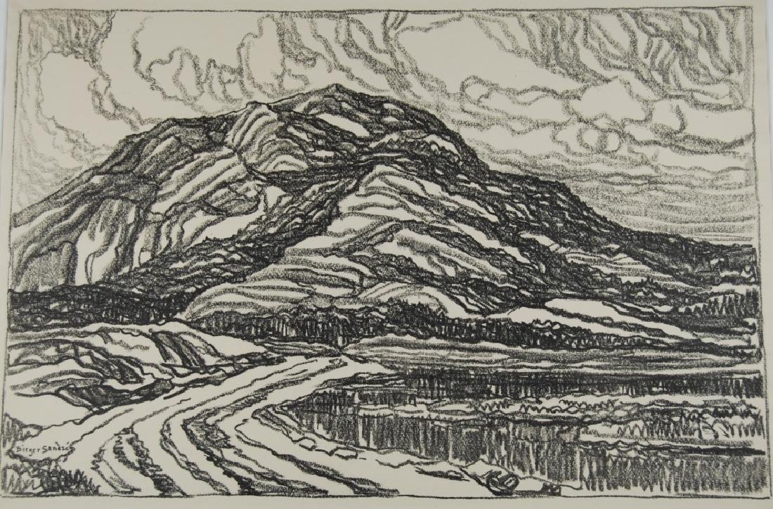 Berger Sandzen (1871-1954)