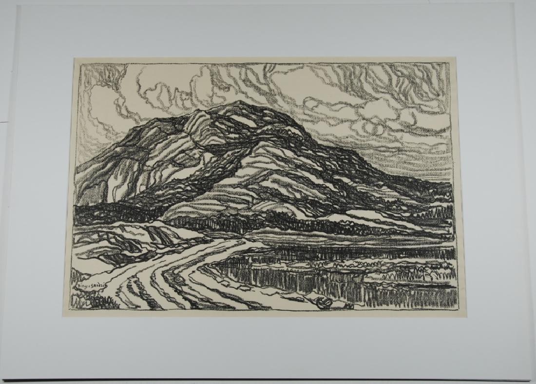 Berger Sandzen (1871-1954) - 2