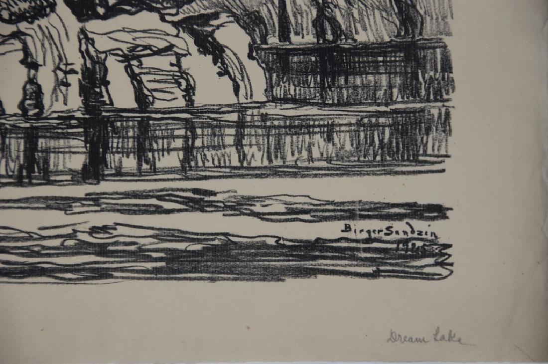 Birger Sandzen  (1871-1954) - 2