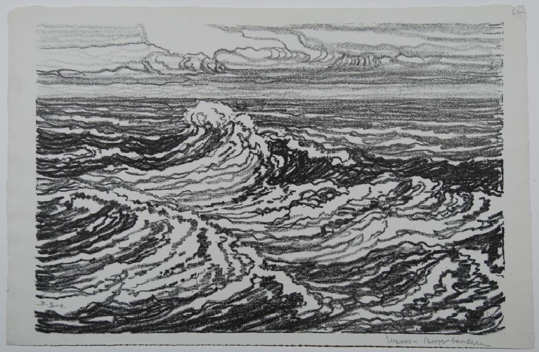 Birger Sandzen  (1871-1954)