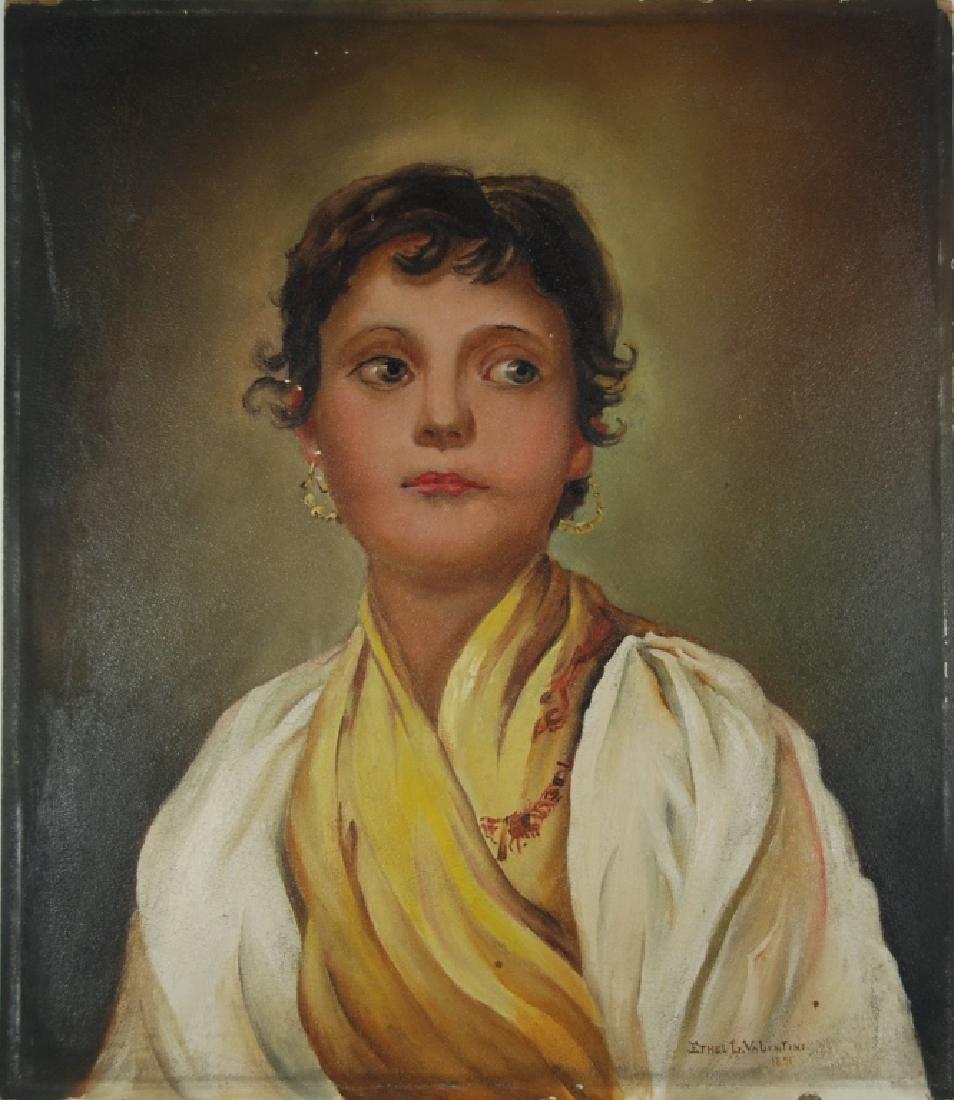 Ethel L Valentine