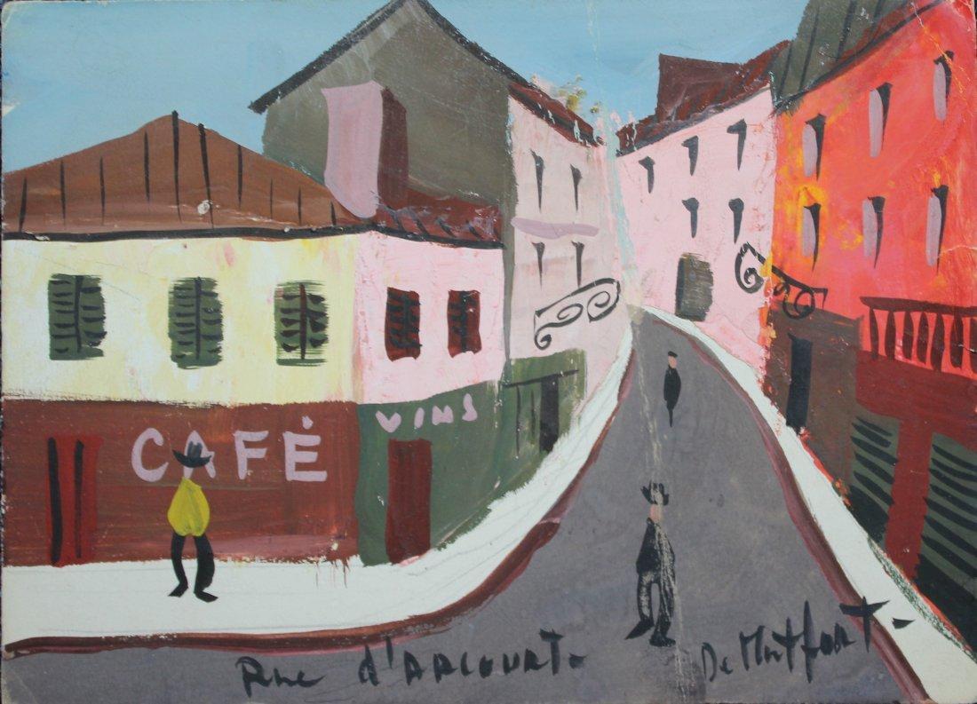 Charles De Montfort (born 1910) - 2