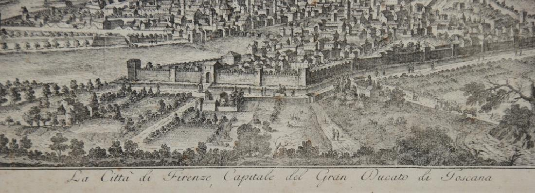 Florence, old Map - 3