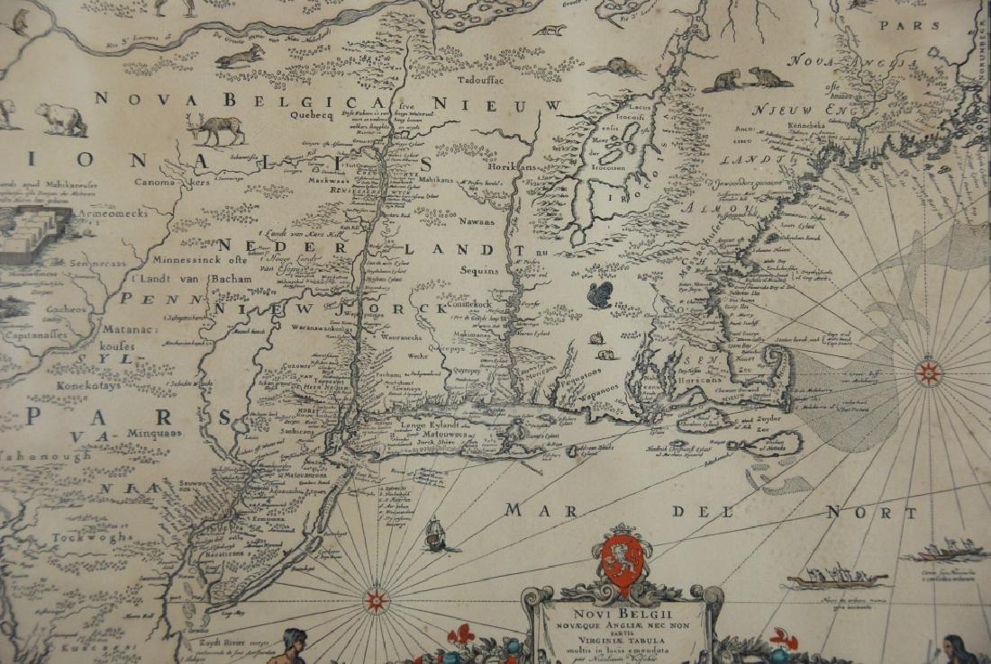 Nicolaes Visscher I (1618-1679) map - 5