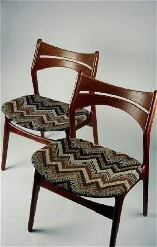 Mid-Century Danish Chairs