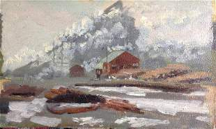 Harry Hoffman, Hazle Mine Breaker, Hazleton, Pa.