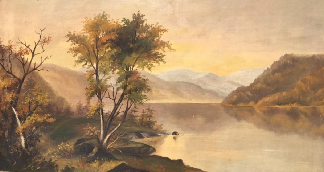 Hudson River landscape - 4