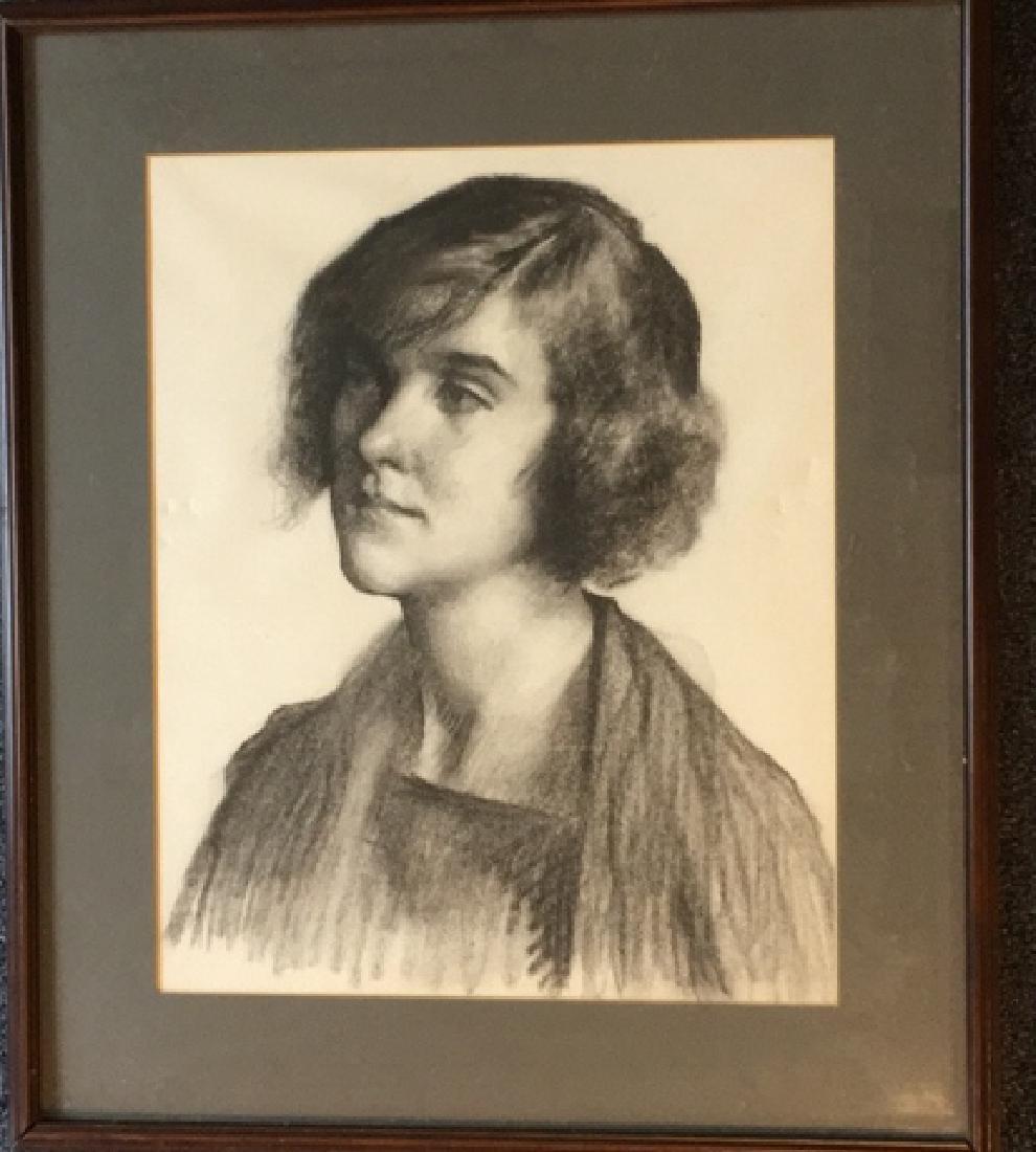 Woman portrait - 2
