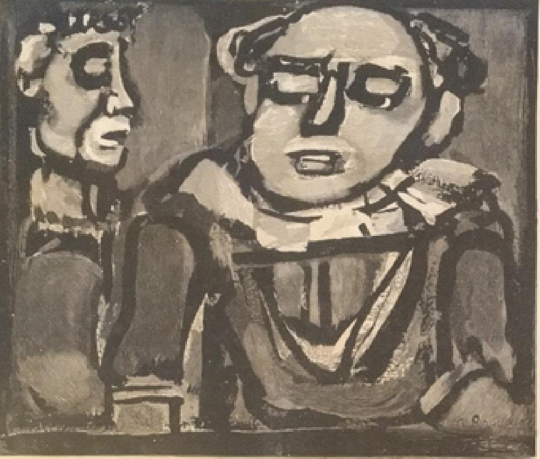 Georges Rouault (FR. 1871-1958