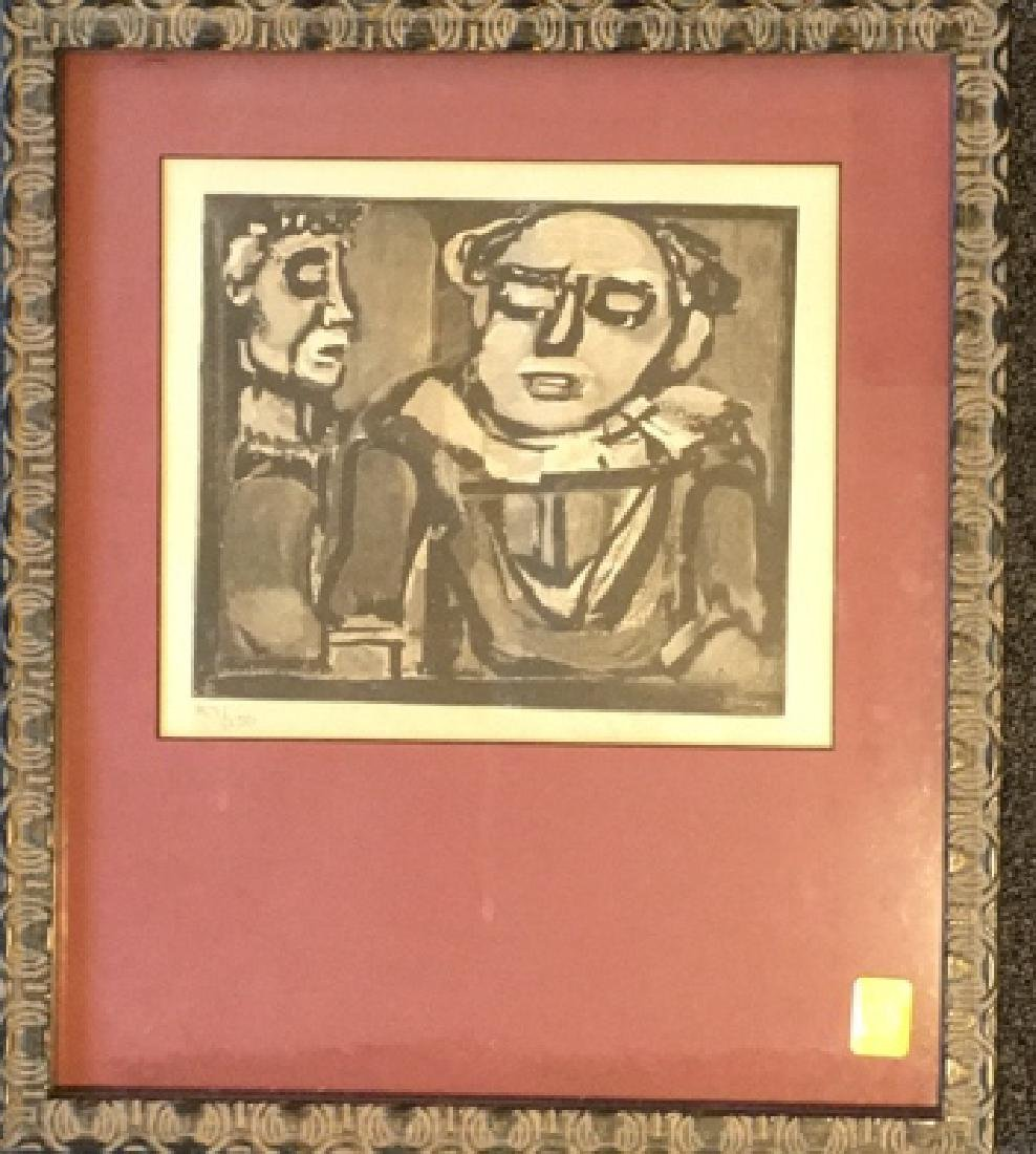 Georges Rouault (FR. 1871-1958 - 2