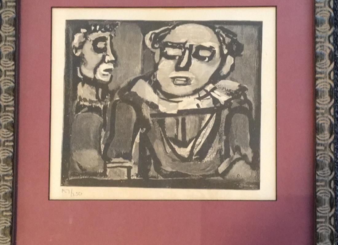 Georges Rouault (FR. 1871-1958 - 3