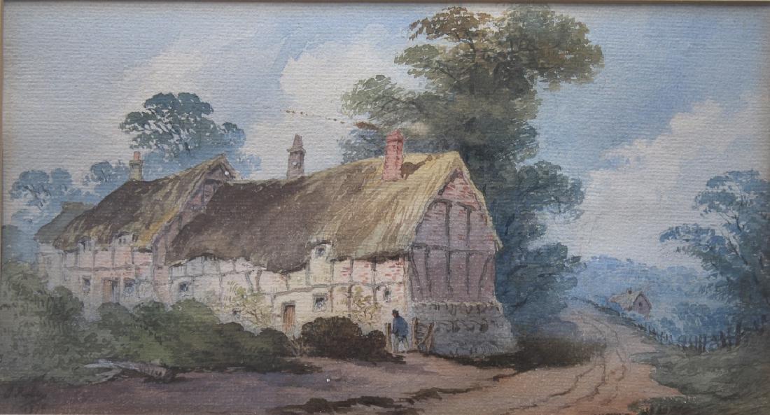Ann Hathaway's Cottage ?