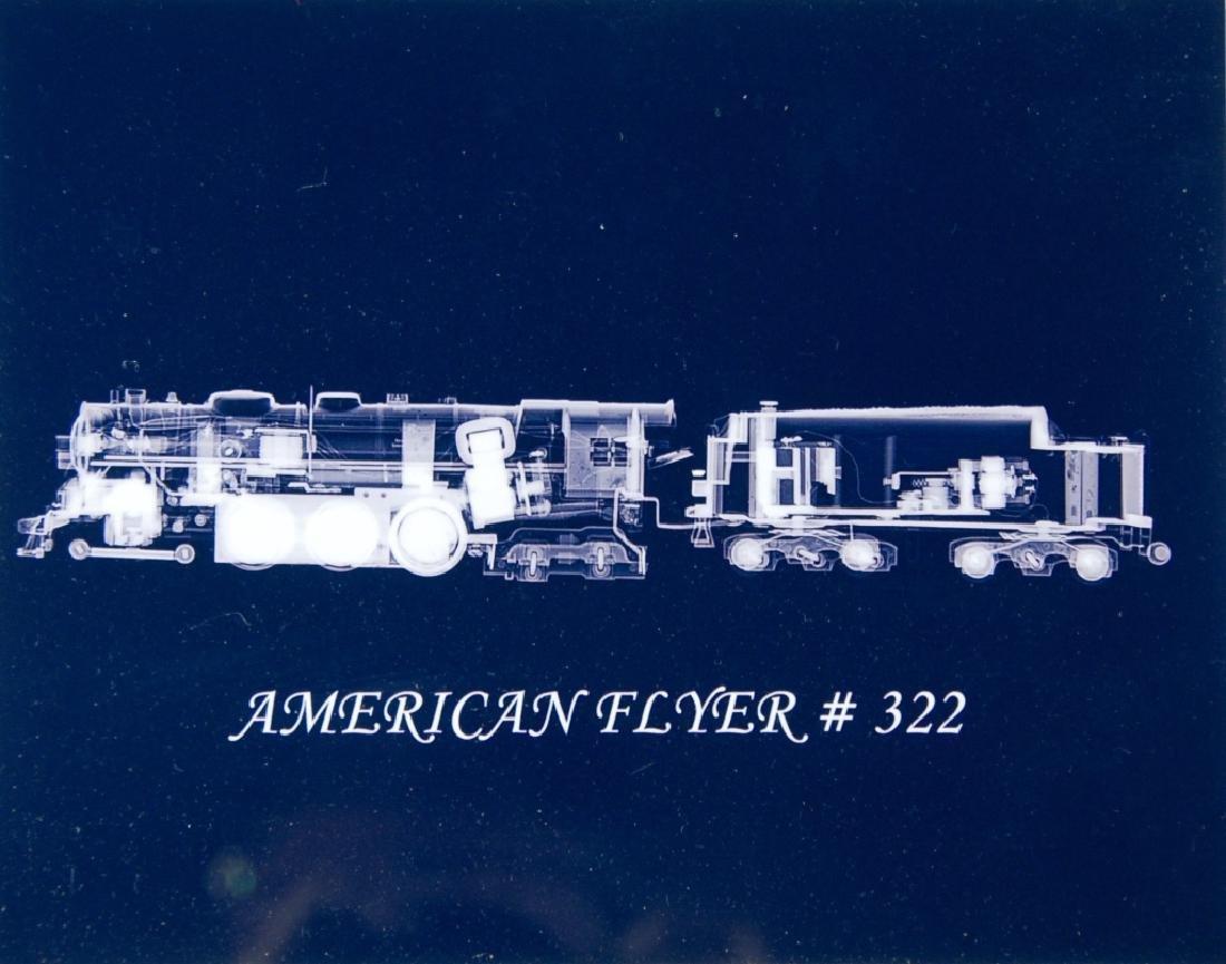 American Flyer xray