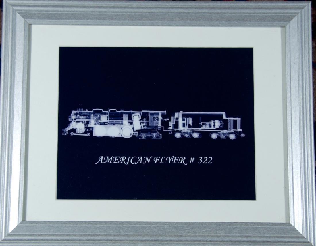 American Flyer xray - 2