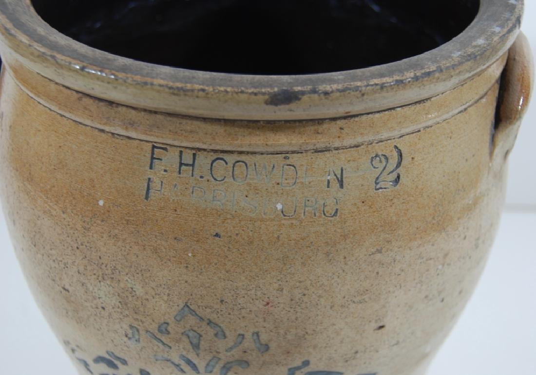 F. H. Cowden, stoneware - 3