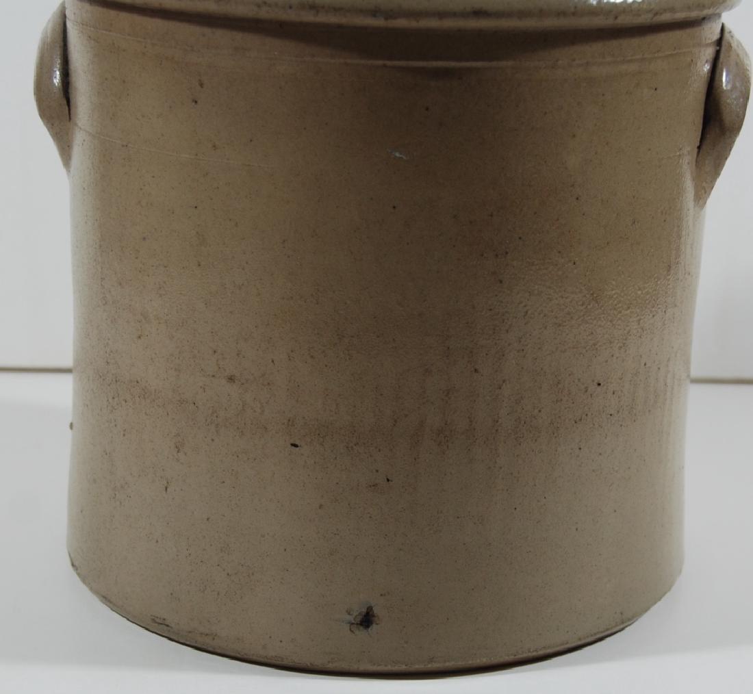 O.L. & A.K. Ballard, 2 gallon, Stoneware. - 5