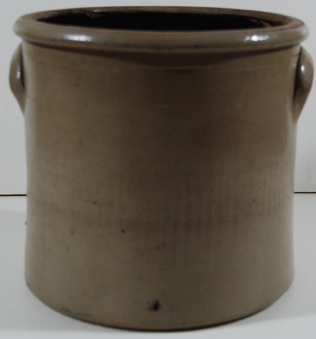 O.L. & A.K. Ballard, 2 gallon, Stoneware. - 6