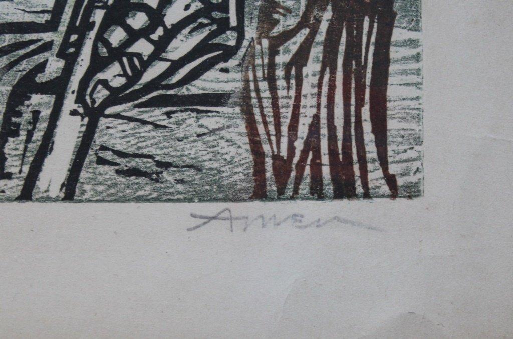 Irving  Amen (1918-2011) - 5