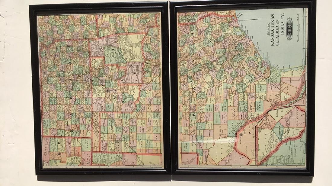 17 State maps