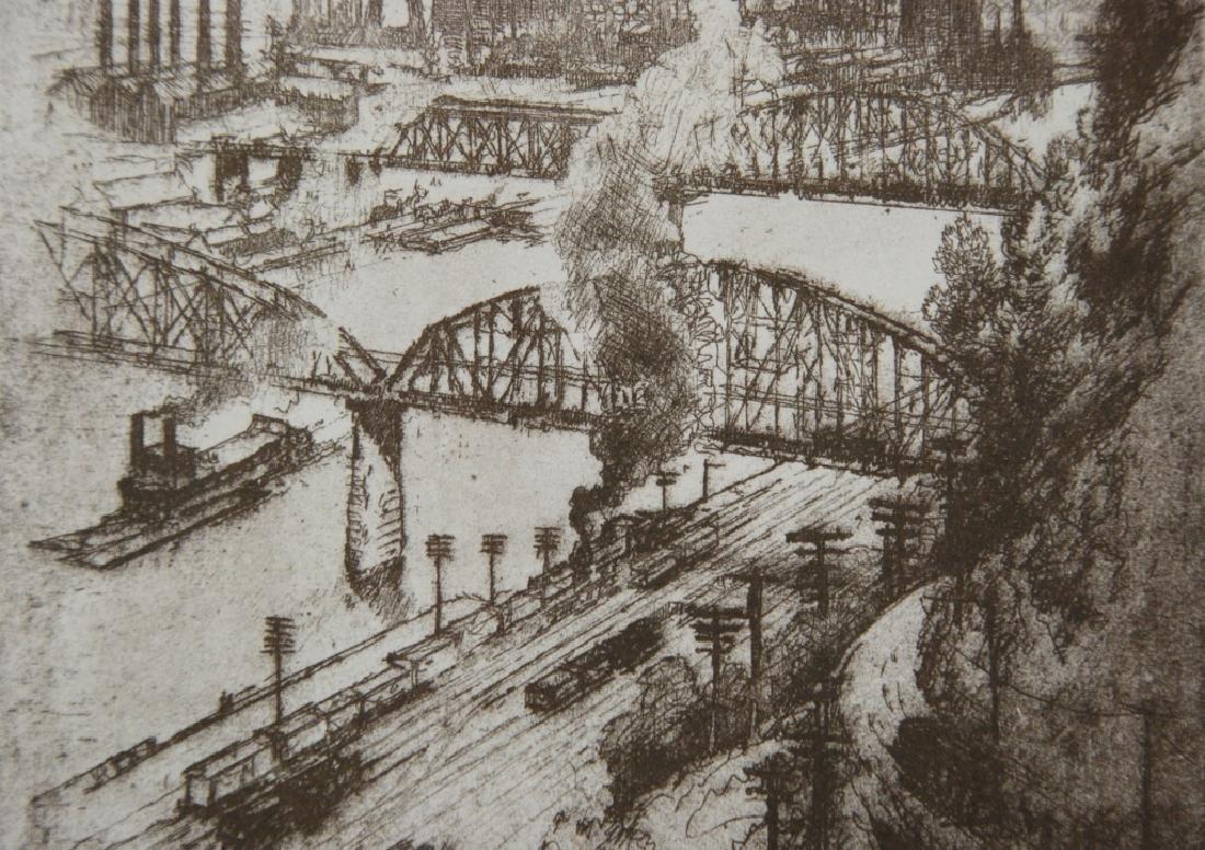 Joseph Pennell - 1 print - 4