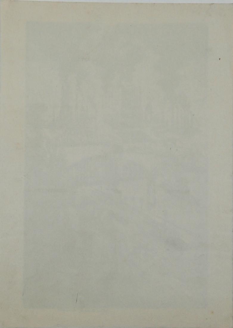 Joseph Pennell - 1 print - 6