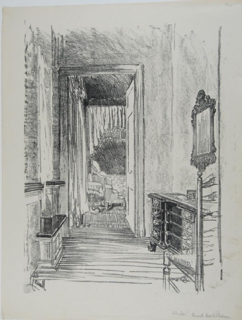 Joseph Pennell - 3 prints - 10