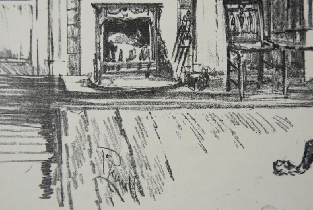 Joseph Pennell - 3 prints - 4