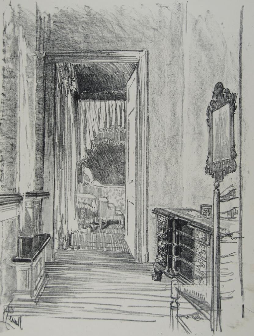 Joseph Pennell - 3 prints - 9