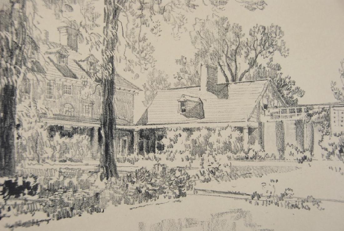 Joseph Pennell- 2 prints - 7