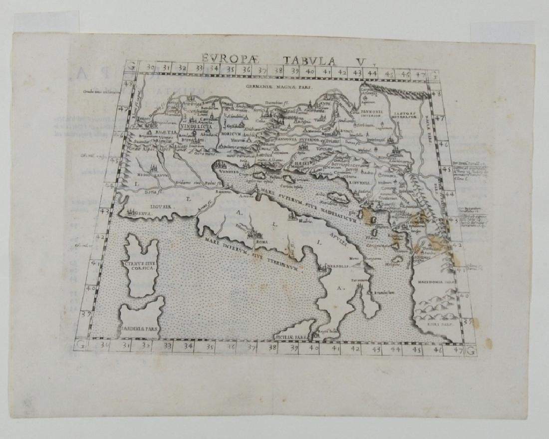 Girolomo Ruscell map - 3