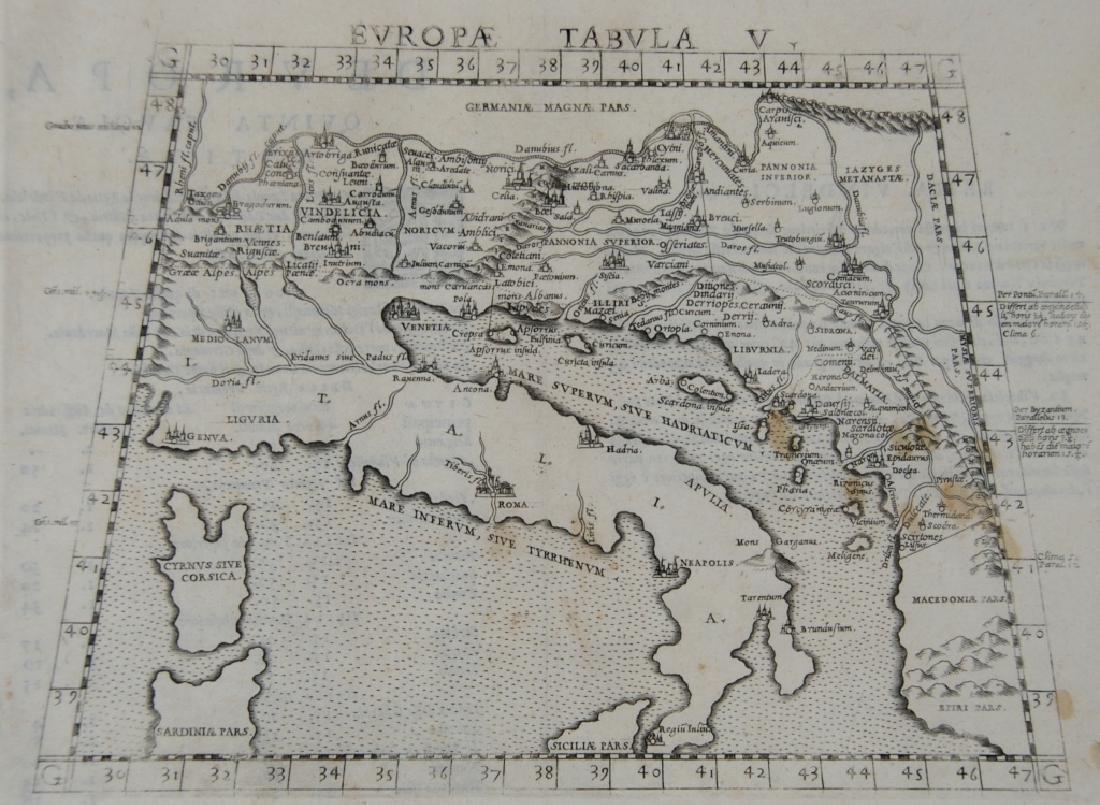 Girolomo Ruscell map - 4