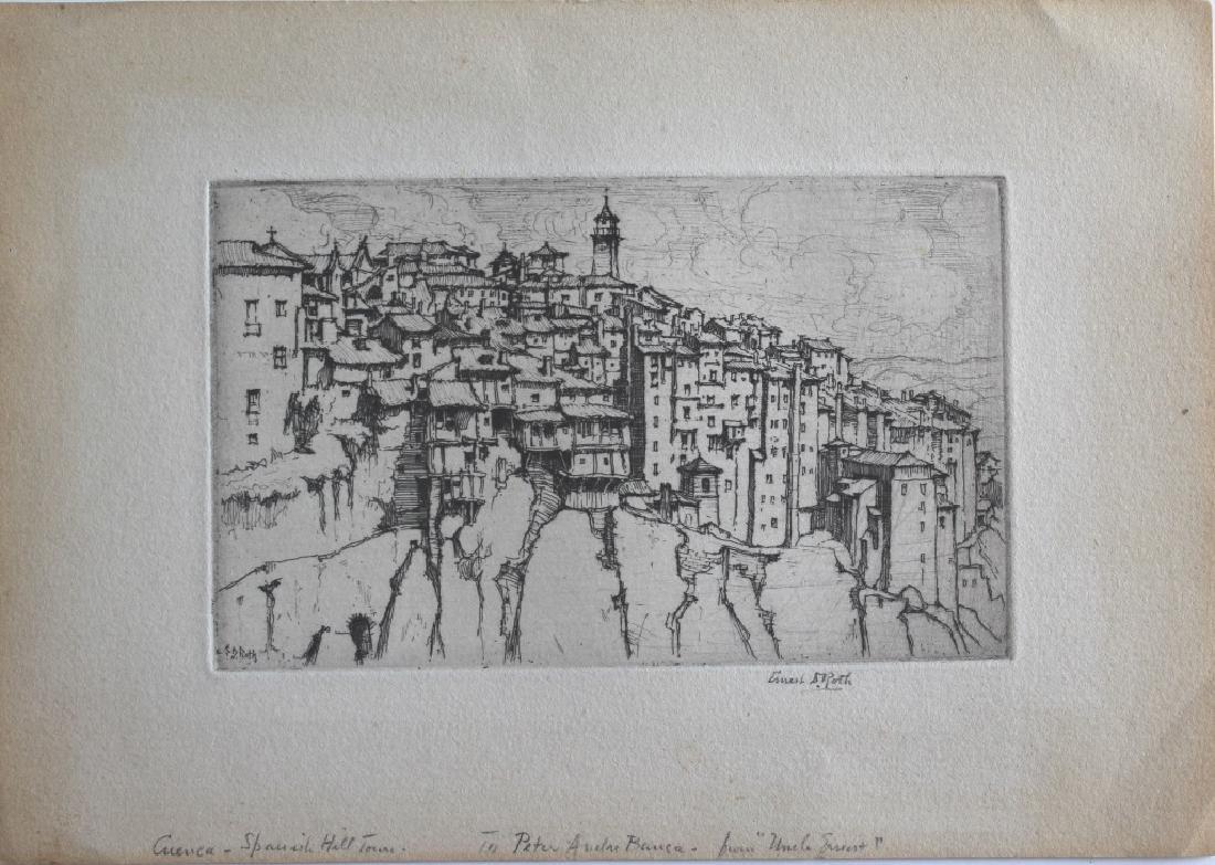 Ernest D Roth (1879-1964) - 2
