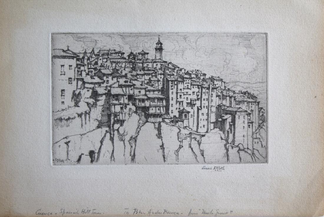 Ernest D Roth (1879-1964) - 4
