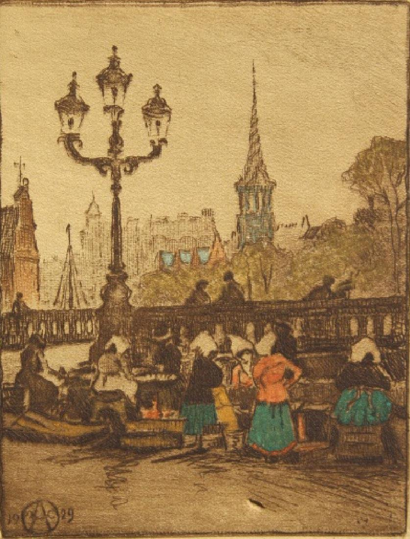 Paris Scene