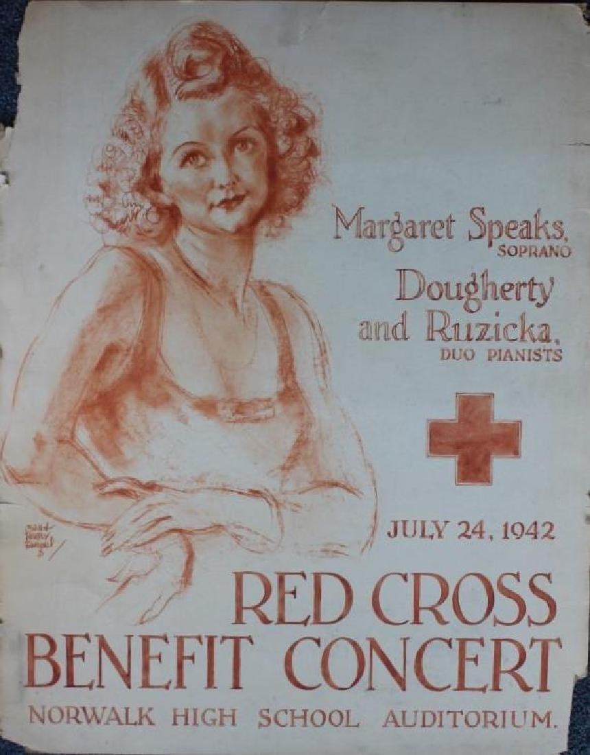 Red Cross Poster - 3