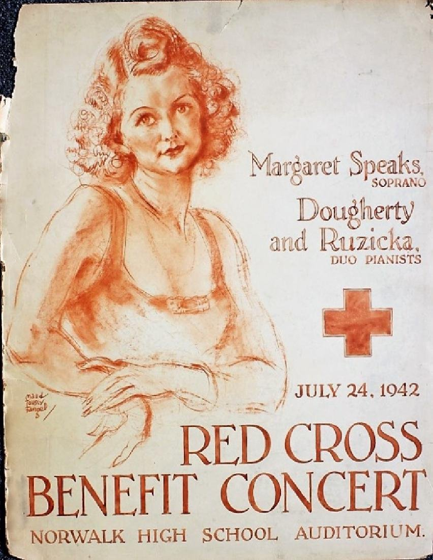 Red Cross Poster - 4