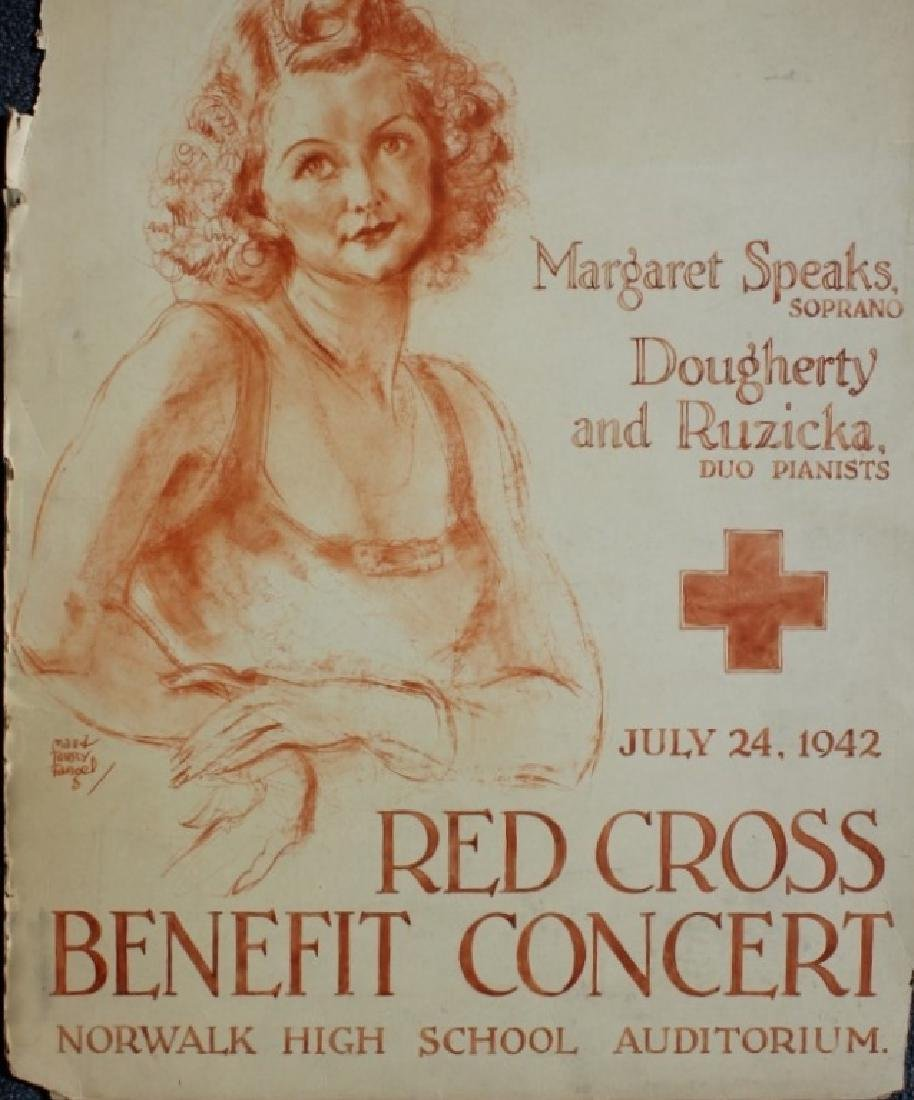 Red Cross Poster - 5