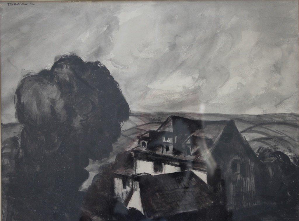 Victor FrancisTardieu (1870-1937)