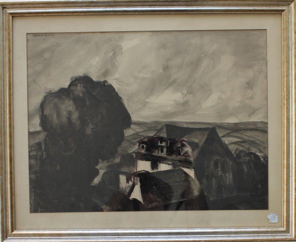 Victor FrancisTardieu (1870-1937) - 2