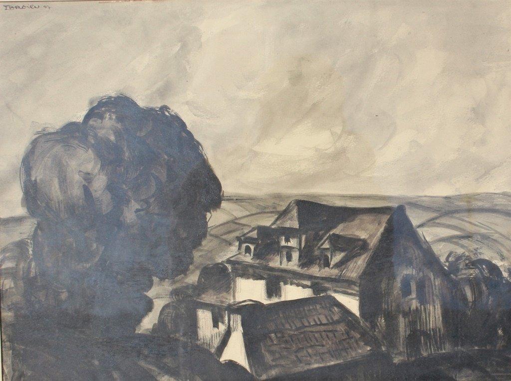 Victor FrancisTardieu (1870-1937) - 5