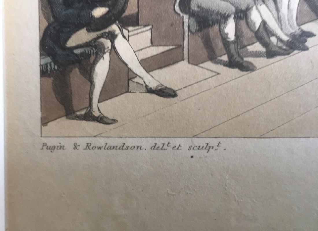 14 London scenes, Rowlanson & Pugin - 8
