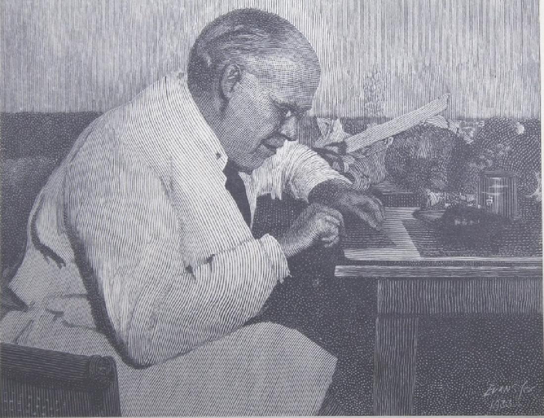 John W Evans (American 1798-)