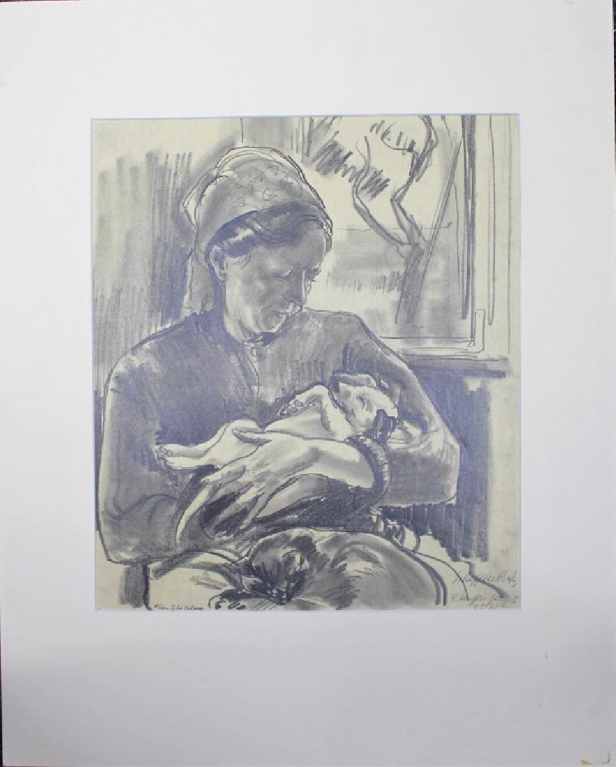 Rudolph Sheffler (German/American 1884-1973) - 2
