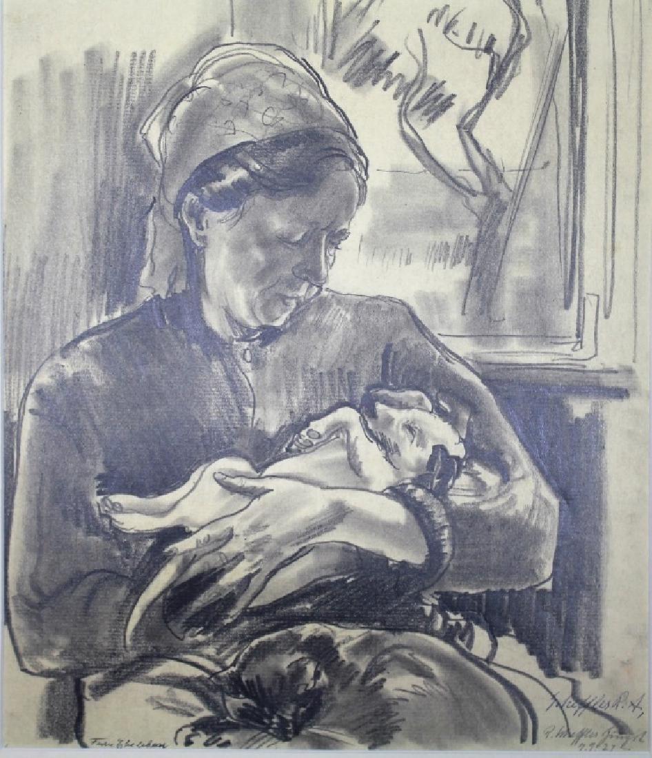 Rudolph Sheffler (German/American 1884-1973) - 3