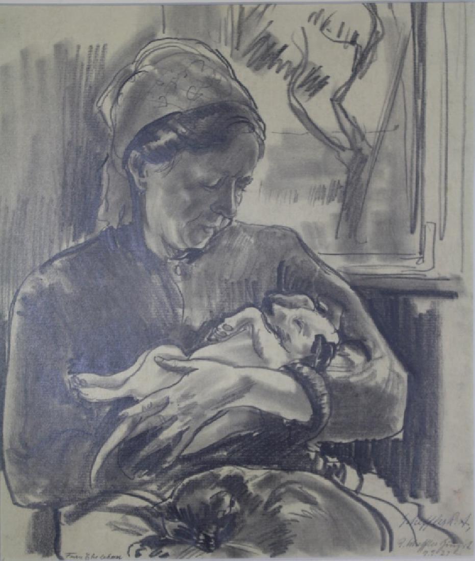 Rudolph Sheffler (German/American 1884-1973) - 4