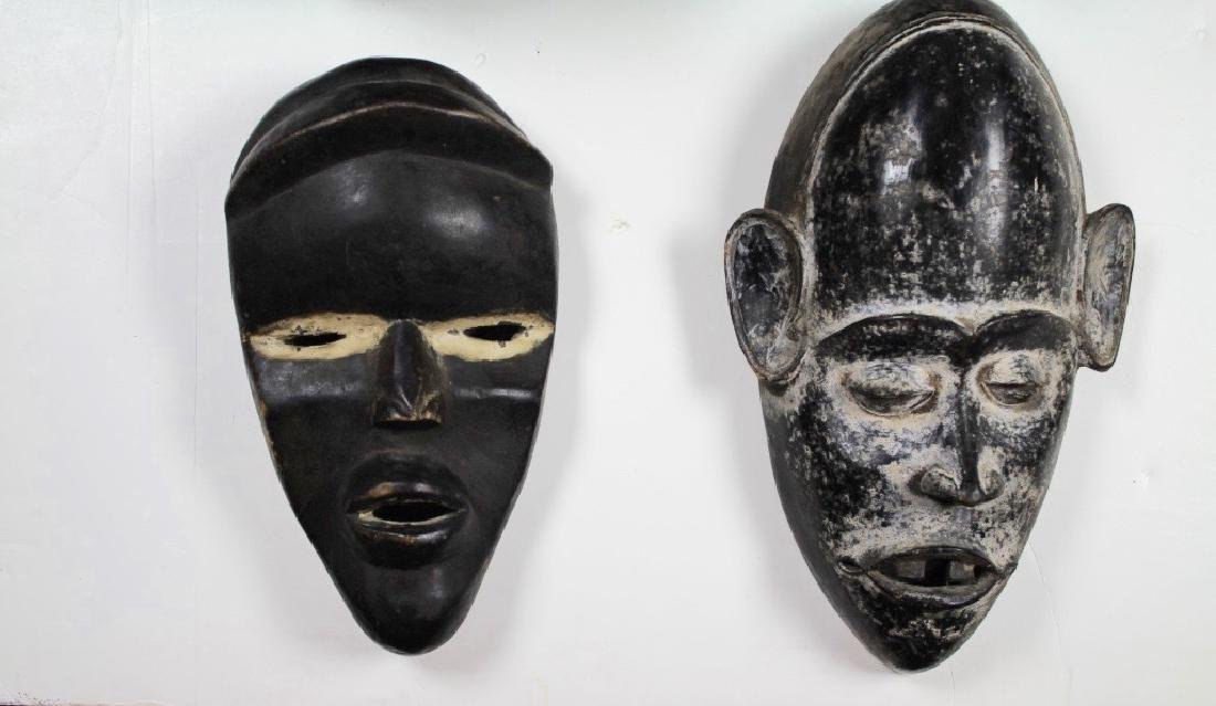 ceremonial masks - 2