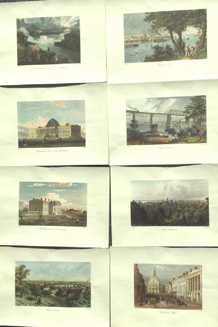 8 city prints