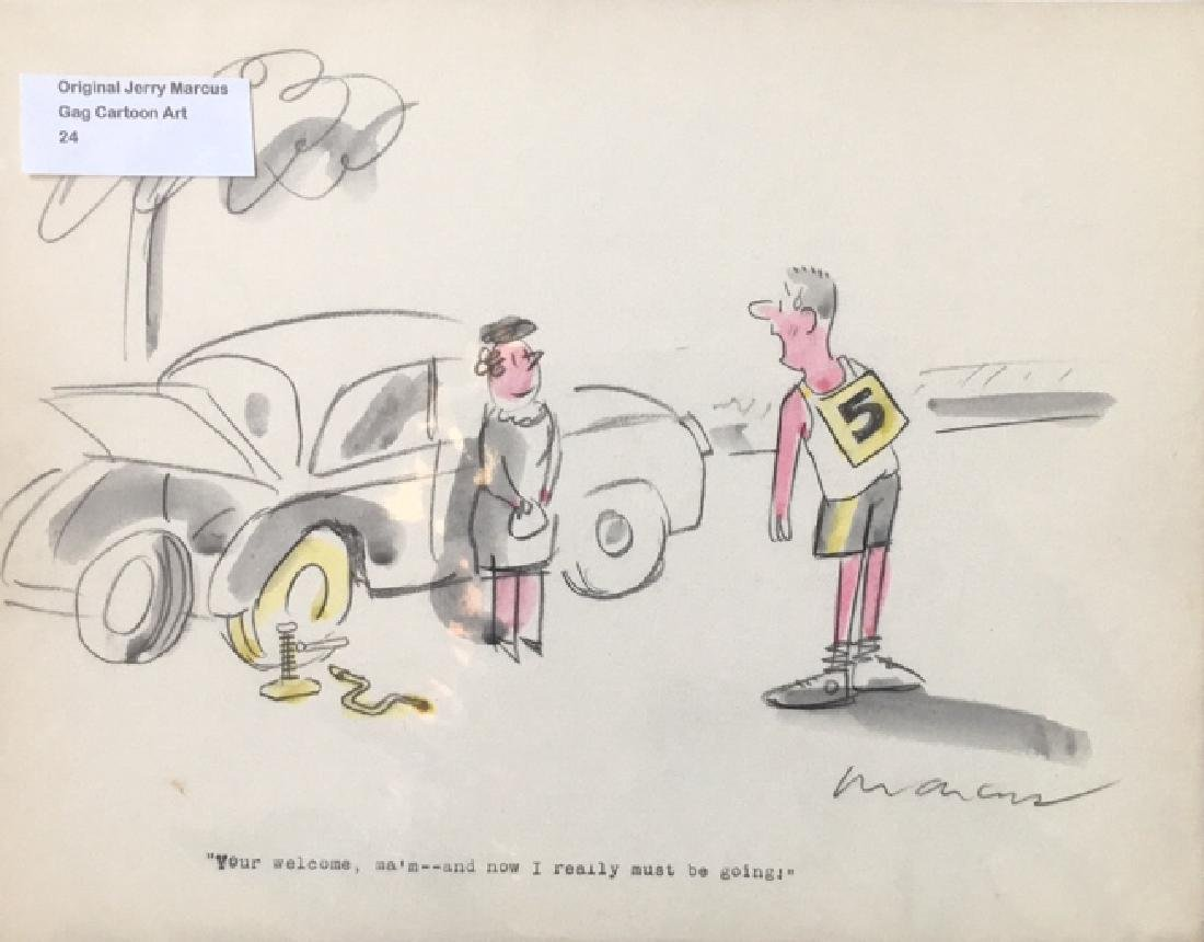Jerry Marcus (cartoonist) (1924-2005)