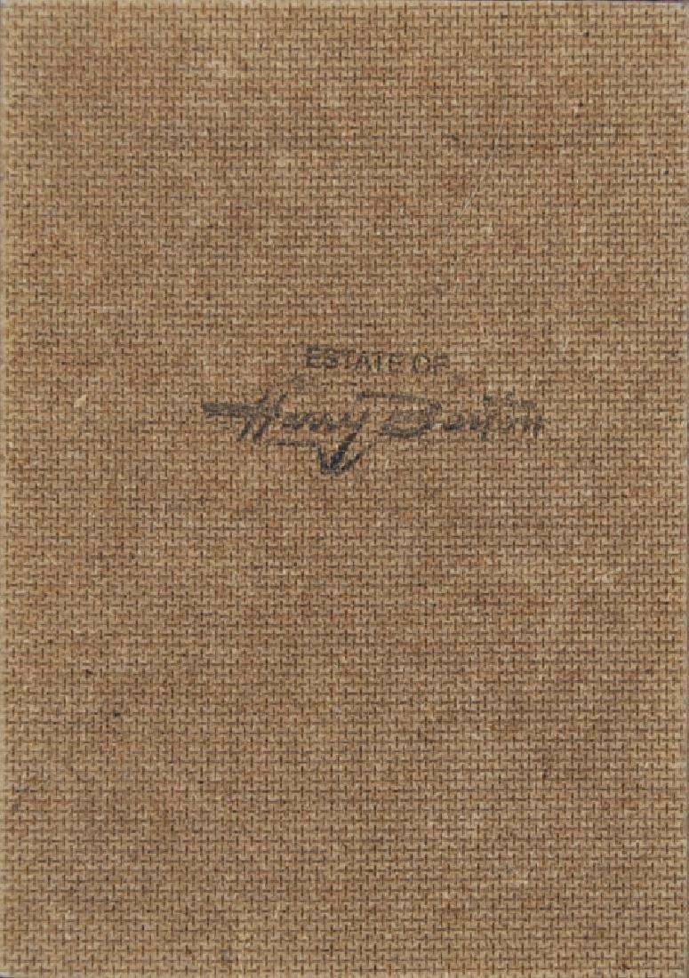 Harry Barton - 6